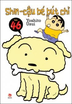 Shin - Cậu Bé Bút Chì - Tập 46