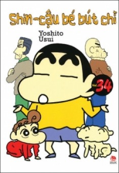 Shin - Cậu Bé Bút Chì (Tập 34)