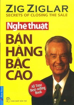 Bìa Sách Nghệ Thuật Bán Hàng Bậc Cao