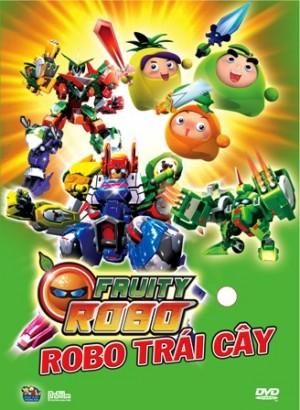 Fruity Robo - Robo Trái Cây (Trọn Bộ 52 Tập) (DVD)