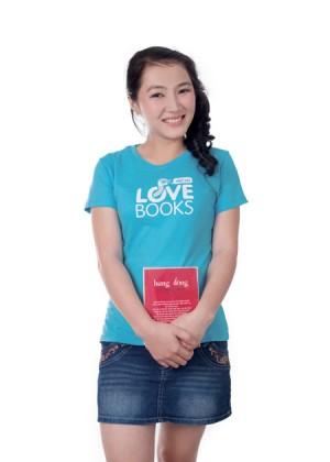 Áo Tiki Love Books (Nữ)