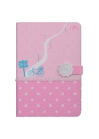 Bao Da Baseus Flower Case Cho iPad Mini Retina Hồng