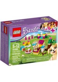 Mô Hình LEGO Friends - Huấn Luyện Chó Con 41088