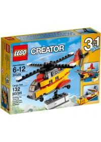 Mô Hình LEGO Creator - Trực Thăng Vận Tải 31029