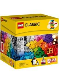 Mô Hình LEGO Classic - Thùng Gạch Lắp Ráp Sáng Tạo 10695