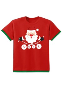Áo Giáng Sinh Kibu Trẻ Em - Ông Già Noel - AD3
