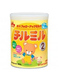 Sữa Morinaga Chilmil 6 - 36 Tháng Tuổi - 850gr