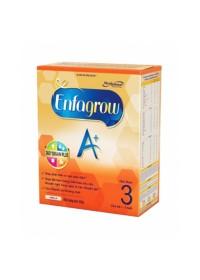 Sữa Bột Mead Johnson Enfagrow A+3 Vanilla 360°Brain Plus ( Hộp Giấy) 650gr EFG306F