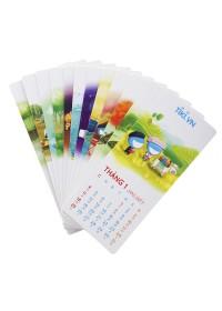 Bookcard Lịch Tiki 2015