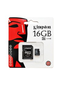 Thẻ Nhớ Micro SD Kingston 16GB Class 10