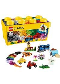 Mô Hình LEGO Thùng Gạch Trung Classic 10696 Sáng Tạo (484 Mảnh Ghép) - N