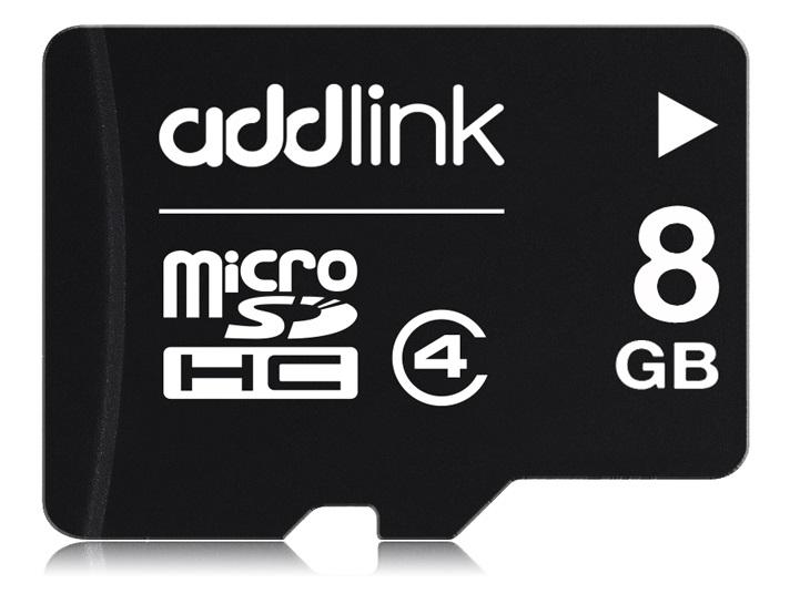 Thẻ Nhớ Micro SDHC Addlink Class 4