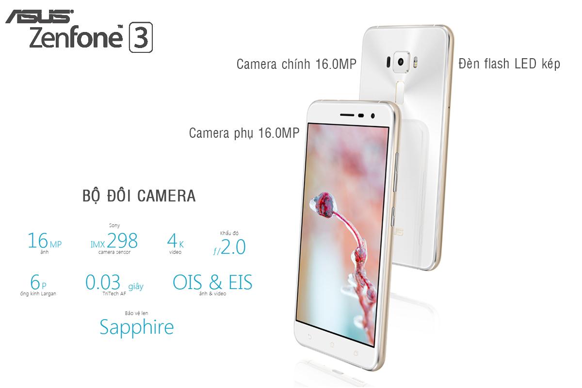 Asus ZenFone 3 ZE552KL 64GB 4GB RAM