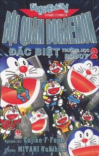Đội Quân Doraemon Đặc Biệt - Trường Học Robot (Tập 2)