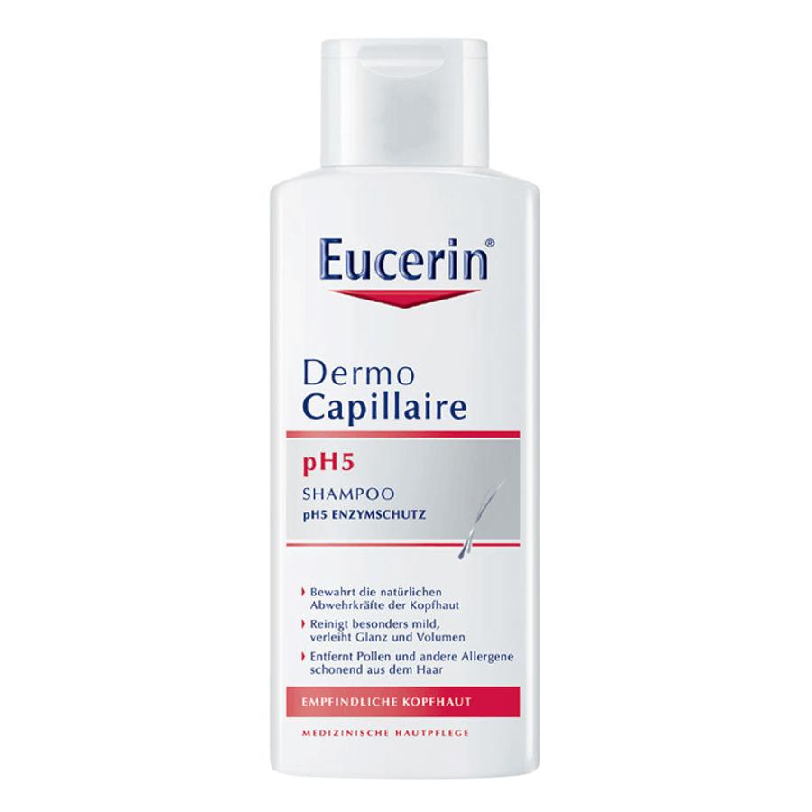 Dầu Gội Cho Da Nhạy Cảm Eucerin PH5 Shampoo (250ml)