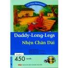 Happy Reader - Nhện Chân Dài (Kèm 1CD) - Tái Bản