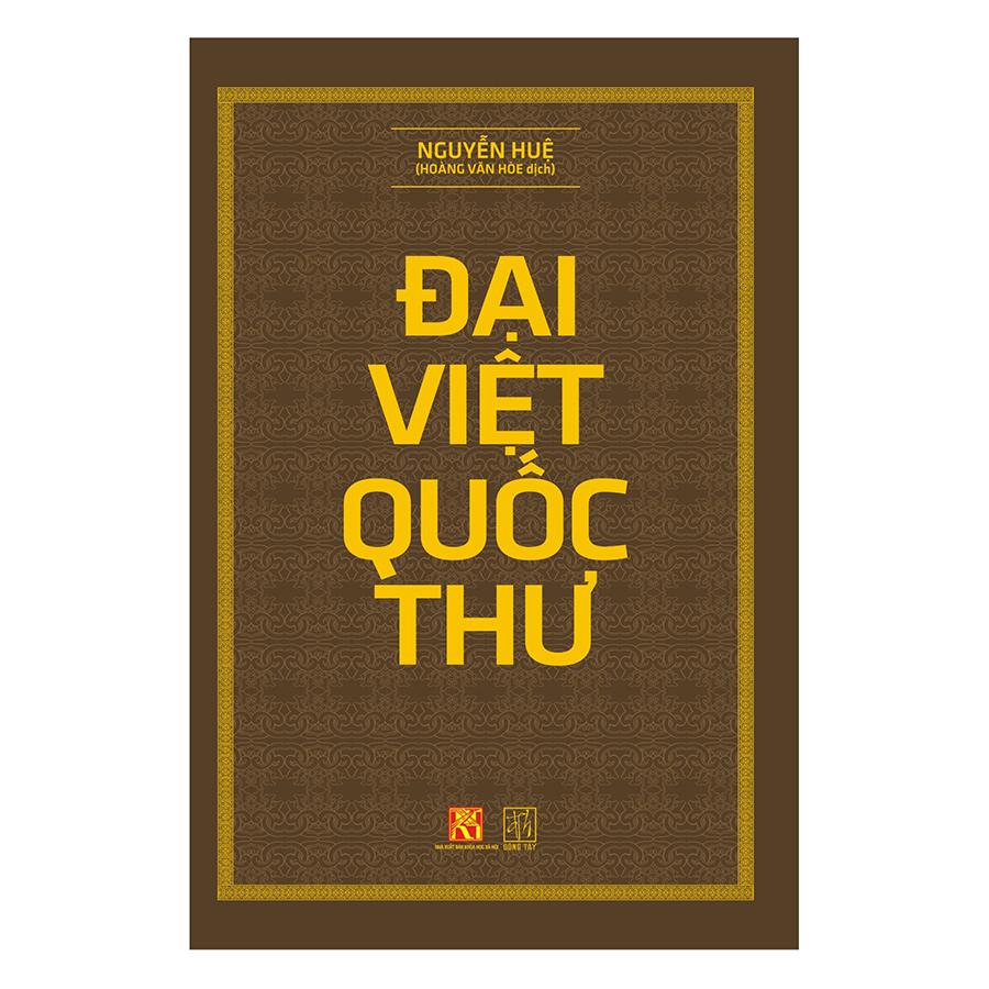 Đại Việt Quốc Thư