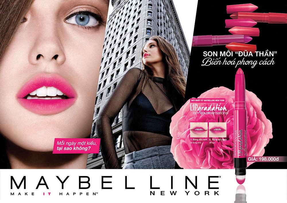 Son Lì Maybelline Lip Studio Color Blur Gradation