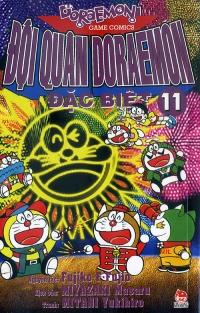 Đội Quân Doraemon Đặc Biệt (Tập 11)