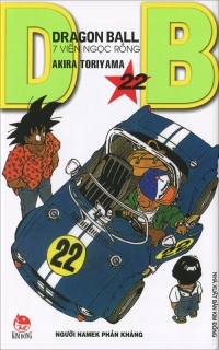 Dragon Ball - Tập 22
