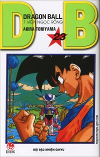 Dragon Ball - Tập 23
