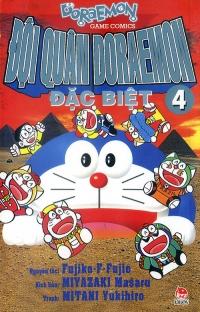 Đội Quân Doraemon Đặc Biệt (Tập 4)