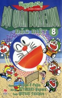 Đội Quân Doraemon Đặc Biệt (Tập 8)