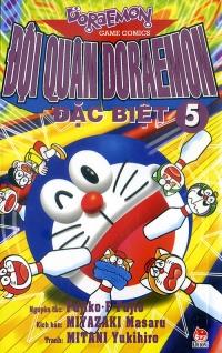 Đội Quân Doraemon Đặc Biệt (Tập 5)