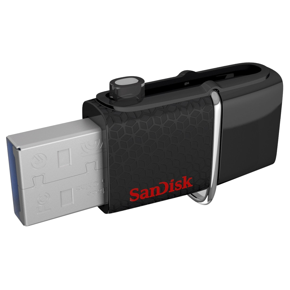 USB OTG 3.0 SanDisk Ultra 128GB (SDDD2-128G-G46) - Hàng nhập khẩu