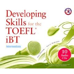 Developing Skills For The Toefl IBT (Kèm 10CD)