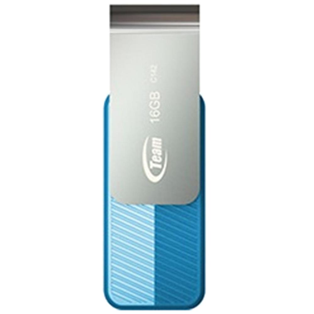 USB 16GB Taiwan Team Group C142 + Tặng Đèn Led USB - Hàng Chính Hãng