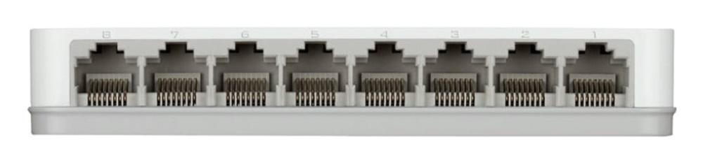 D-Link DGS-1008A - Switch 8 Cổng 10/100/1000M