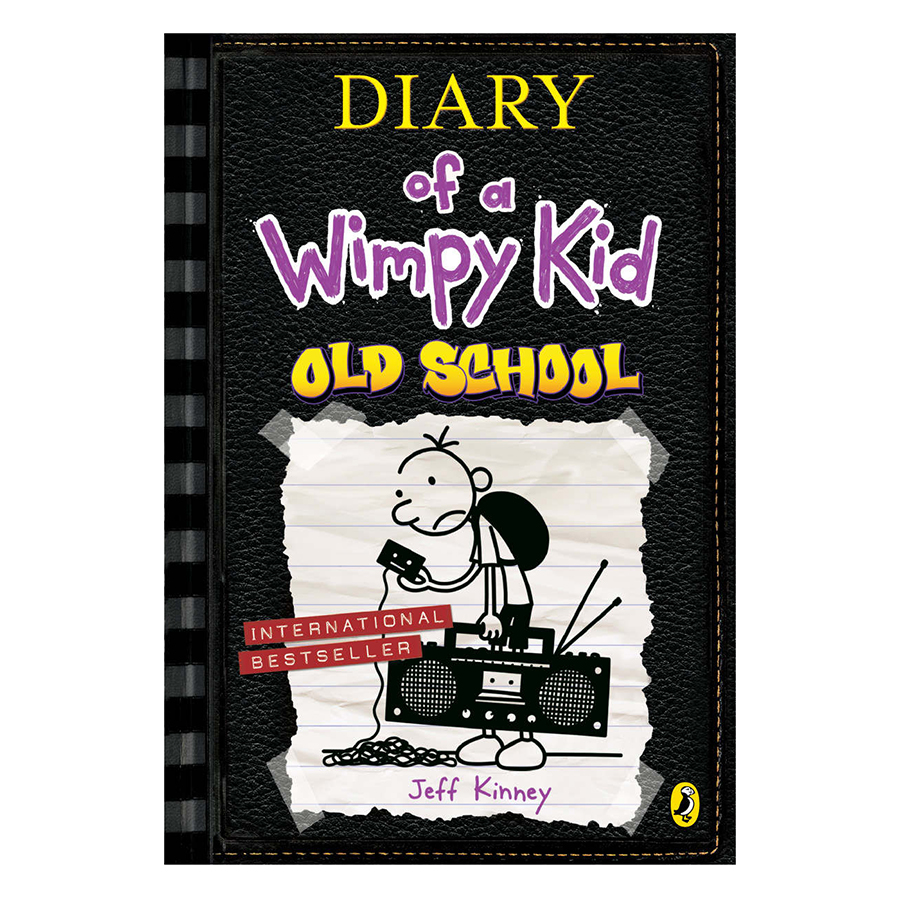 Diary Of A Wimpy Kid 10: Old School (Paperback)