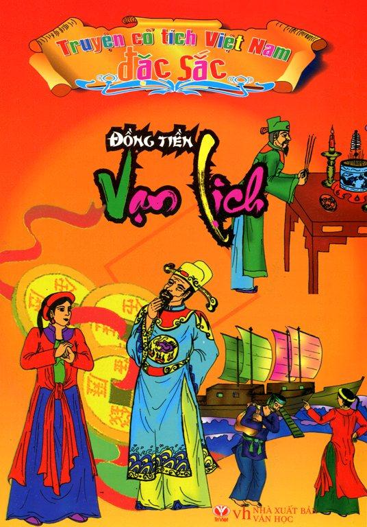 Truyện Cổ Tích Việt Nam Đặc Sắc - Đồng Tiền Vạn Lịch - 8935230003434,62_104918,12000,tiki.vn,Truyen-Co-Tich-Viet-Nam-Dac-Sac-Dong-Tien-Van-Lich-62_104918,Truyện Cổ Tích Việt Nam Đặc Sắc - Đồng Tiền Vạn Lịch