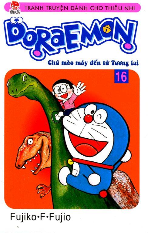 Doraemon - Chú Mèo Máy Đến Từ Tương Lai - Tập 16 (2014) - 8935036679727,62_98047,16000,tiki.vn,Doraemon-Chu-Meo-May-Den-Tu-Tuong-Lai-Tap-16-2014-62_98047,Doraemon - Chú Mèo Máy Đến Từ Tương Lai - Tập 16 (2014)