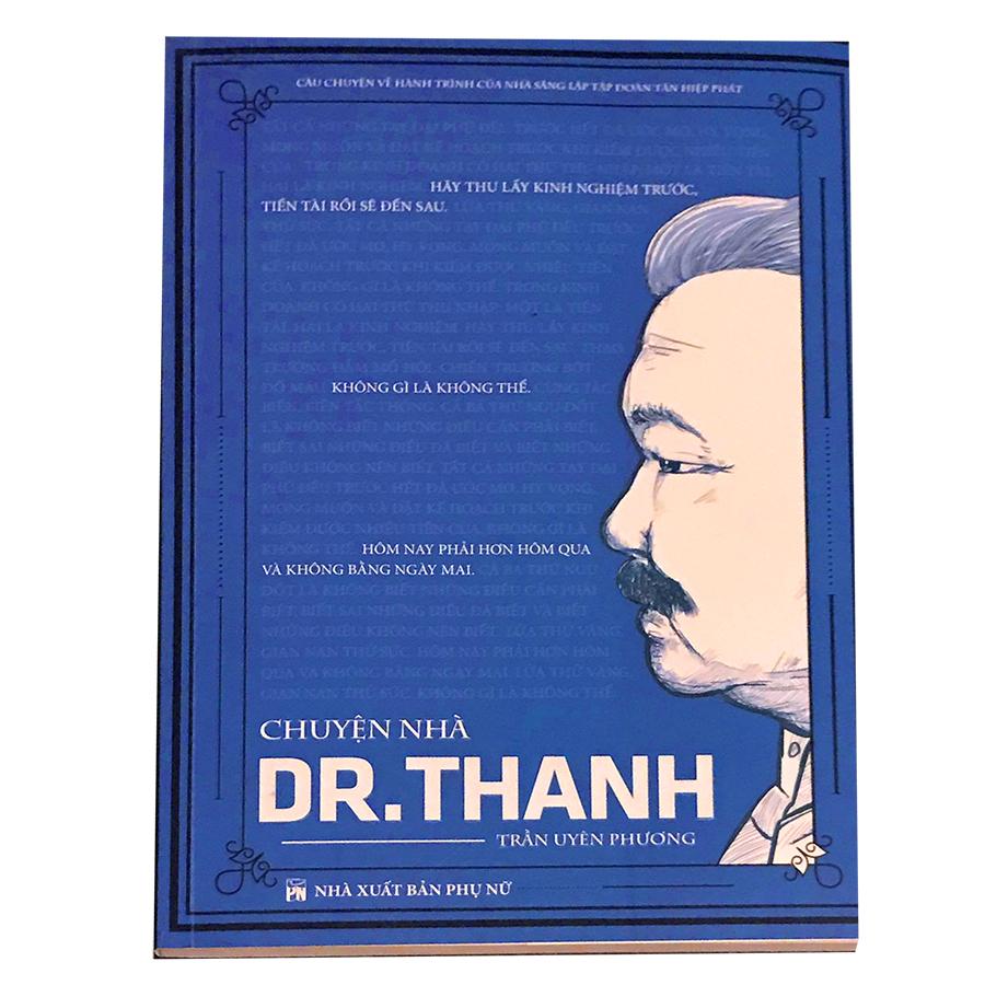 Chuyện Nhà Dr.Thanh (Bìa Mềm)   Tiki