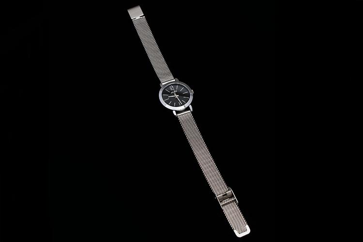 Đồng Hồ Nữ Dây Kim Loại Julius JA-732B (28mm) - Bạc
