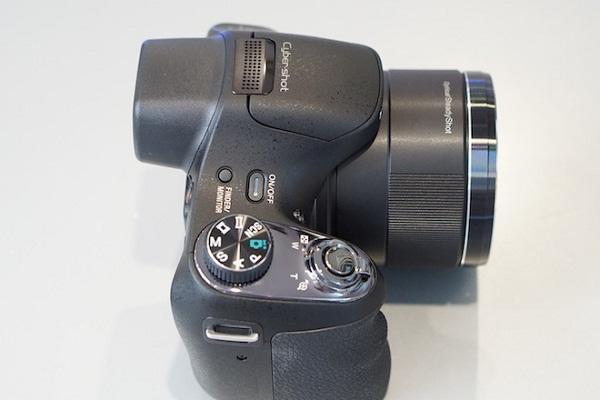 Máy Ảnh Sony DSC H400 - 20.1 Megapixel, Zoom 63x