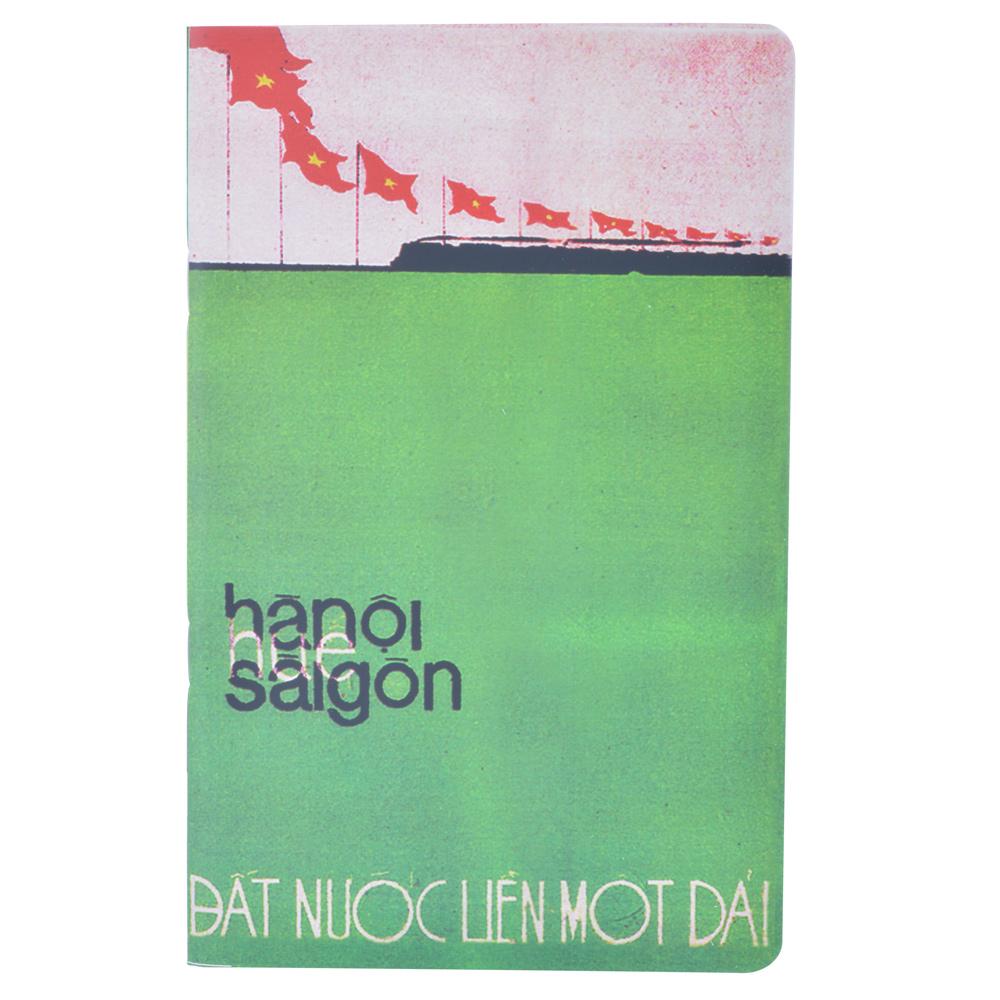 Sổ Tay Artbook 12x19 - Hà Nội Huế Sài Gòn