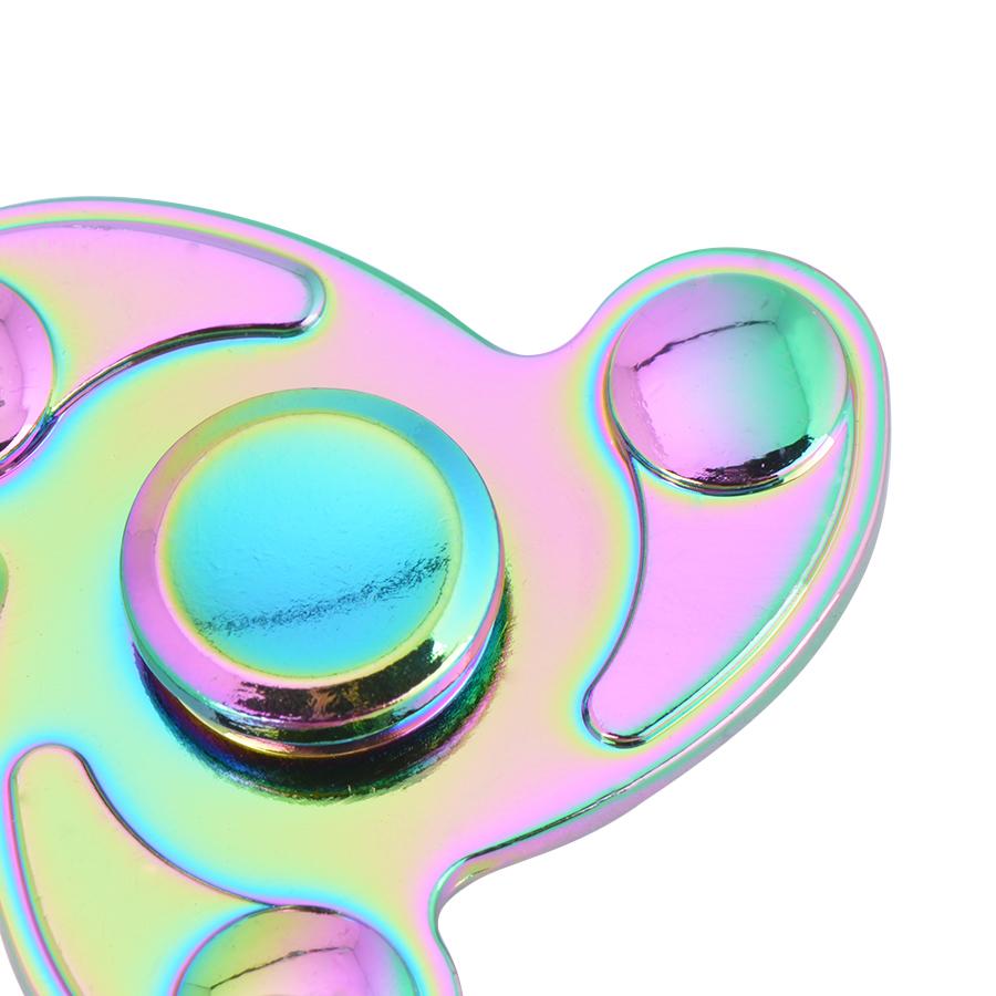 Con Quay 3 Bi Bay 7 Màu - Rainbow Flying balls Spinner CQ17 - Hàng Nhập Khẩu