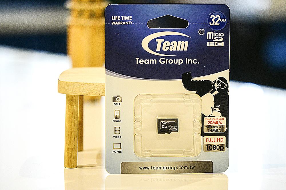 Thẻ nhớ Micro SDHC Team Group 32GB Class 10