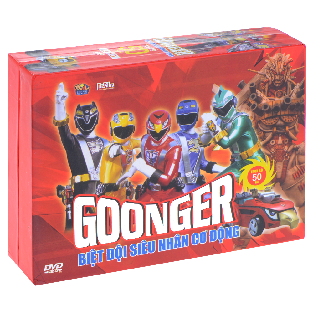 Go Onger - Biệt Đội Siêu Nhân Cơ Động (Hộp 13 DVD) - 8932000427568,62_116913,347000,tiki.vn,Go-Onger-Biet-Doi-Sieu-Nhan-Co-Dong-Hop-13-DVD-62_116913,Go Onger - Biệt Đội Siêu Nhân Cơ Động (Hộp 13 DVD)