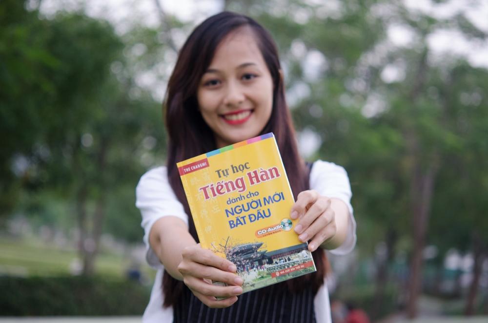 Tự Học Tiếng Hàn Dành Cho Người Mới Bắt Đầu (Kèm CD)