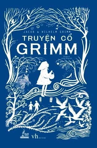 Truyện Cổ Grimm (Bìa Cứng)