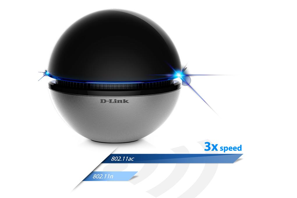 D-Link DWA-192 - USB Wifi Băng Tầng Kép