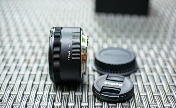 Lens Canon 50mm f/1.8 STM (Lê Bảo Minh)