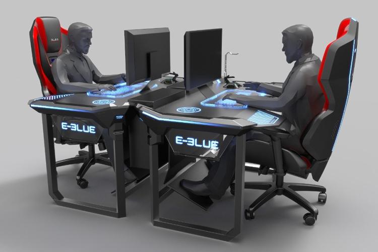 Bàn Chơi Game E-Blue EGT511 1m - Gaming