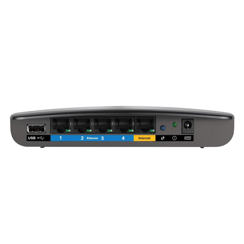 Linksys E2500 - Router Wifi Chuẩn N 600Mbps - Hàng Chính Hãng