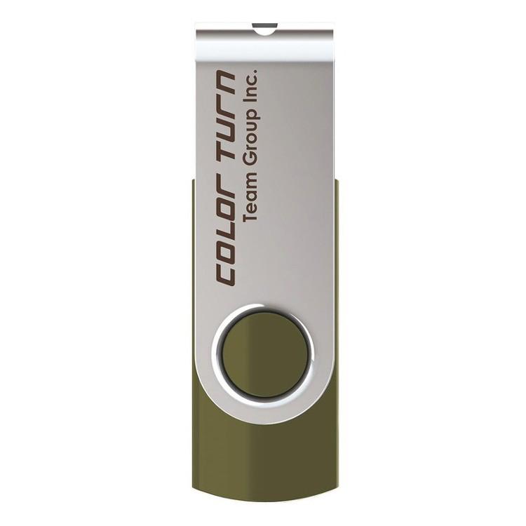 USB 16GB Team Group INC E902 + Tặng Đèn LED USB - Hàng Chính Hãng