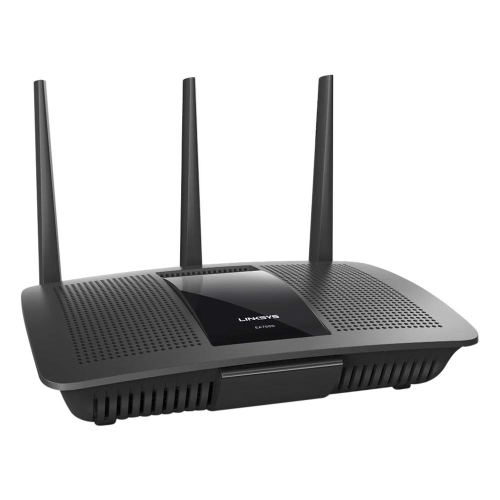 Linksys EA7500 - Router Wifi Băng Tầng Kép AC1900 MU-MIMO - Hàng Chính Hãng